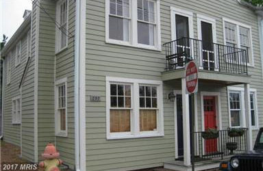 257 Hanover Street, Annapolis
